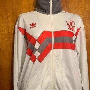 Liverpool Adidas Jacket